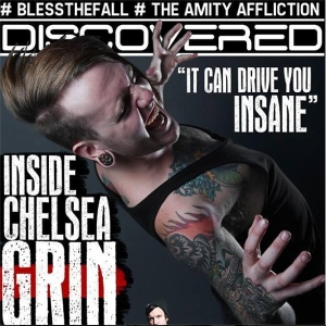 CHELSEA GRIN COVER