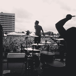 We Came As Romans on EVR Instagram