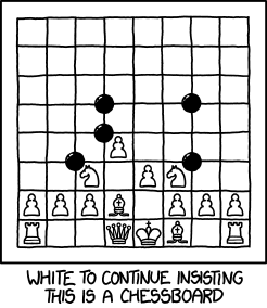 Courtesy of Creative Commons' user xkcd
