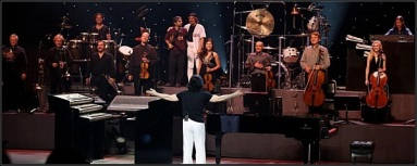 Photo: Yanni's Band (Google)
